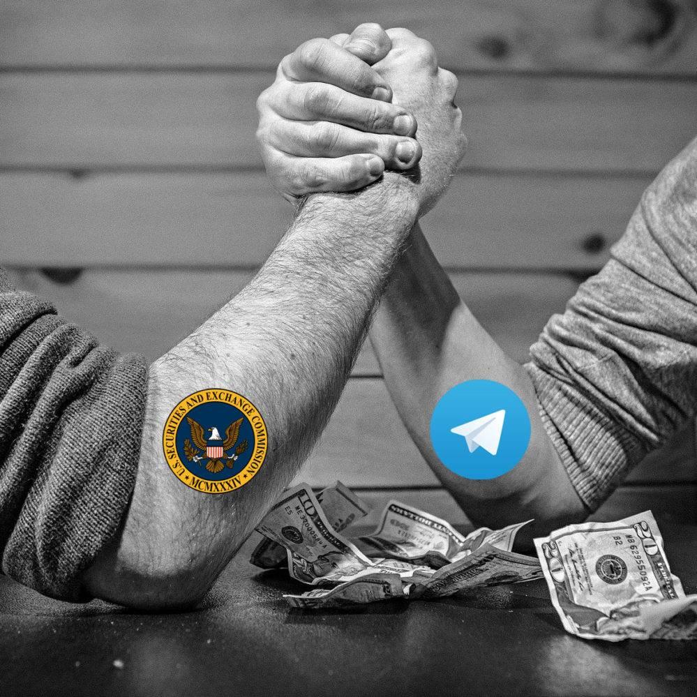 Telegram (GRAM) – Un combat judiciaire sur fond d'idéologie
