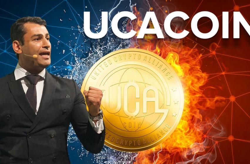 UCA Coin – Création d'une nouvelle monnaie mondiale