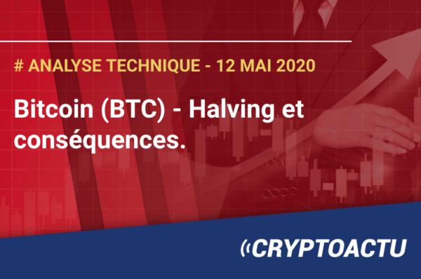 Quelles conséquences va avoir le halving sur le cours du Bitcoin (BTC) ?