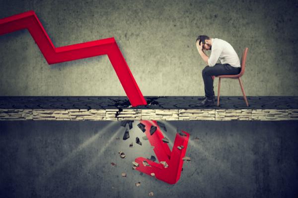 Possible effondrement du cours du Bitcoin et de la bourse