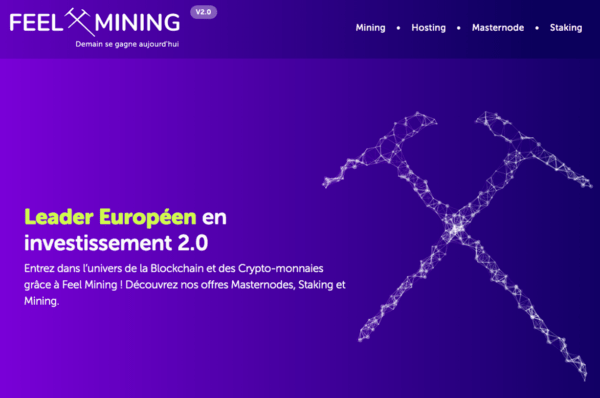 Nouvelle version du site Feel Mining V2
