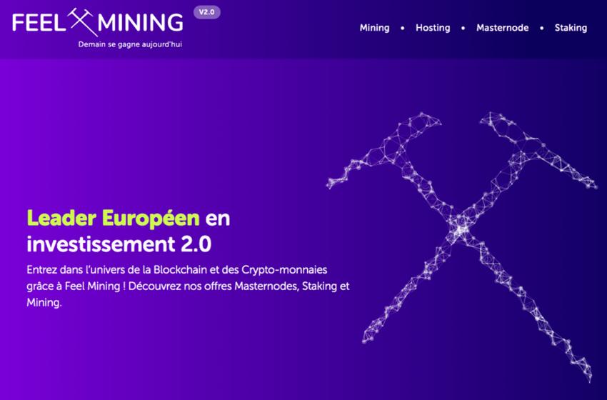 Feel Mining – Le leader européen en investissement 2.0 passe à la vitesse supérieure