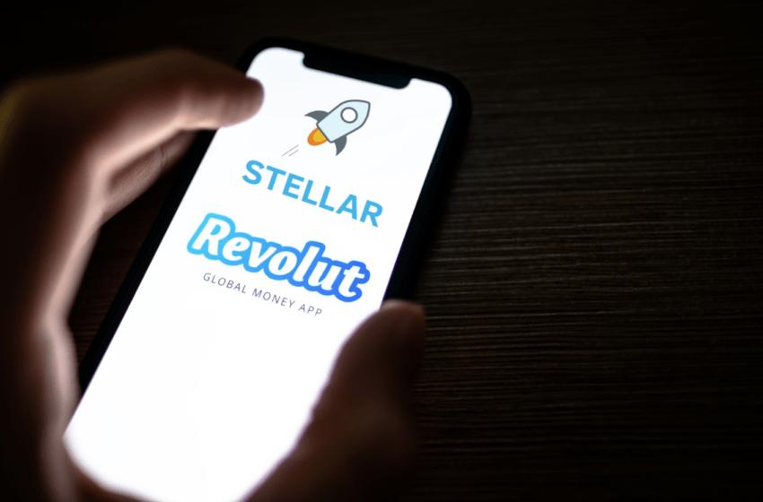 Revolut ajoute le Stellar (XLM) à son catalogue de cryptos
