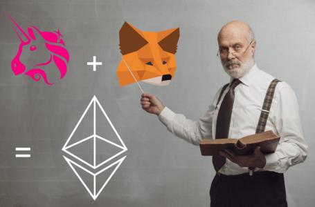 Tutoriel – Acheter des cryptomonnaies sur Uniswap avec Metamask