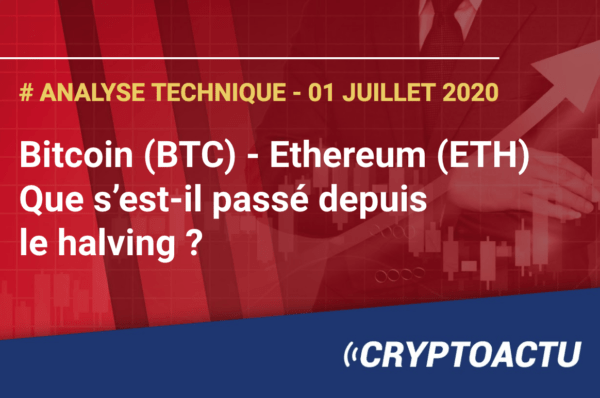 Analyse technique Bitcoin (BTC) - Ethereum (ETH)