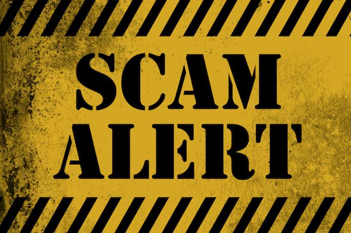 SCAM ALERT – 24 millions de dollars volés depuis début 2020