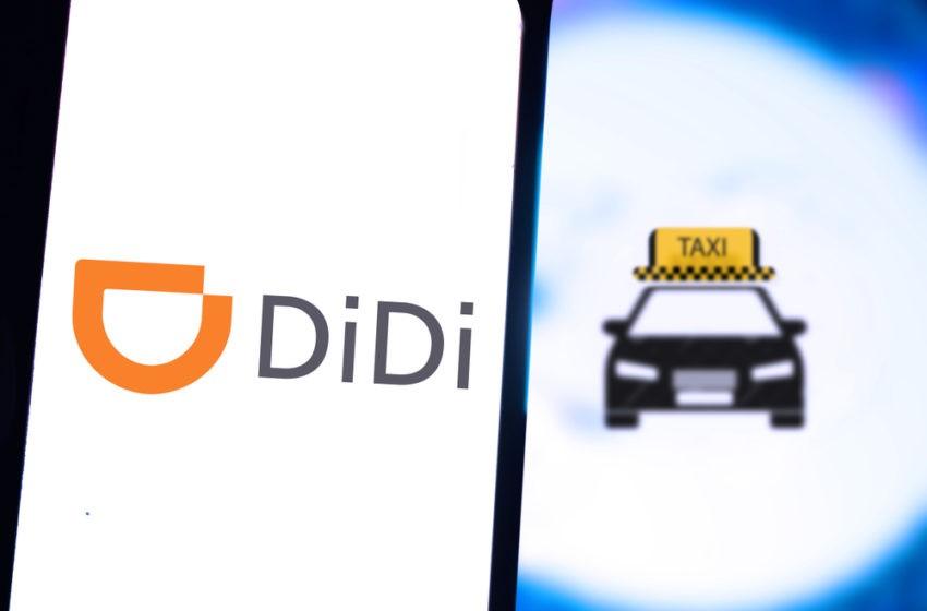 Didi, le Uber chinois roule pour le yuan numérique