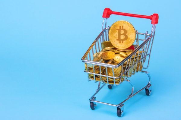 Paiement en crypto