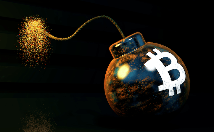 Bitcoin (BTC) – Entre correction de son cours et explosion de son adoption