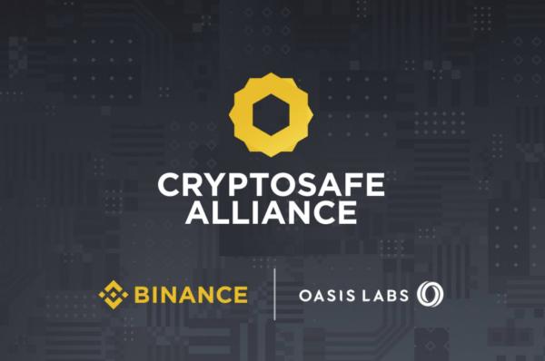 CryptoSafe Binance et Oasos contre les fraudes crypto