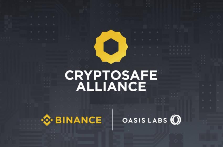 Binance et Oasis Labs lancent CryptoSafe contre la fraude dans l'univers des cryptomonnaies