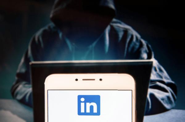 Hack LinkedIn pirates Lazarus