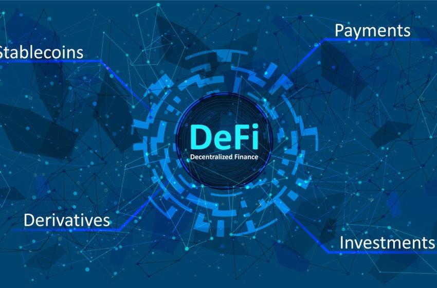Domination écrasante dans la DeFi: 6 projets détiennent 90% de sa capitalisation totale