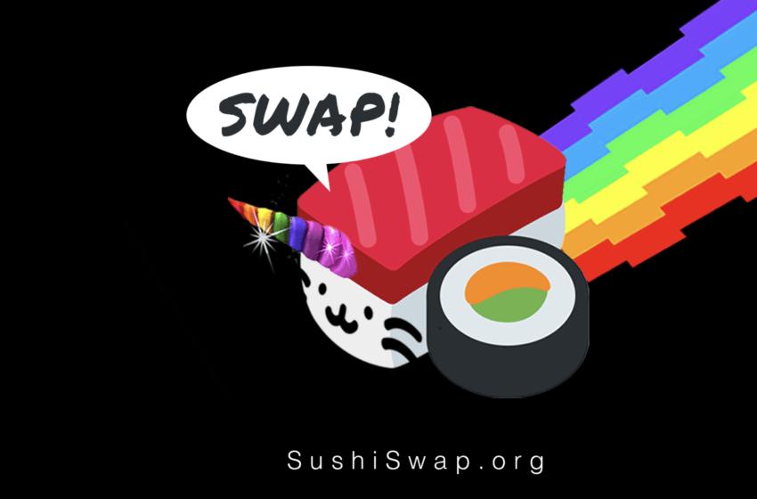 Le lancement de SushiSwap (SUSHI) propulse étrangement Uniswap au-dessus de Coinbase