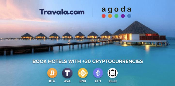 Travala.com (AVA) – Le site de voyages crypto-friendly s'associe à un géant du domaine