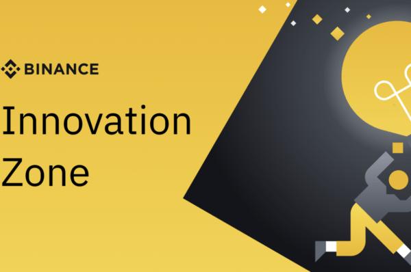 Binance lance une Innovation Zone