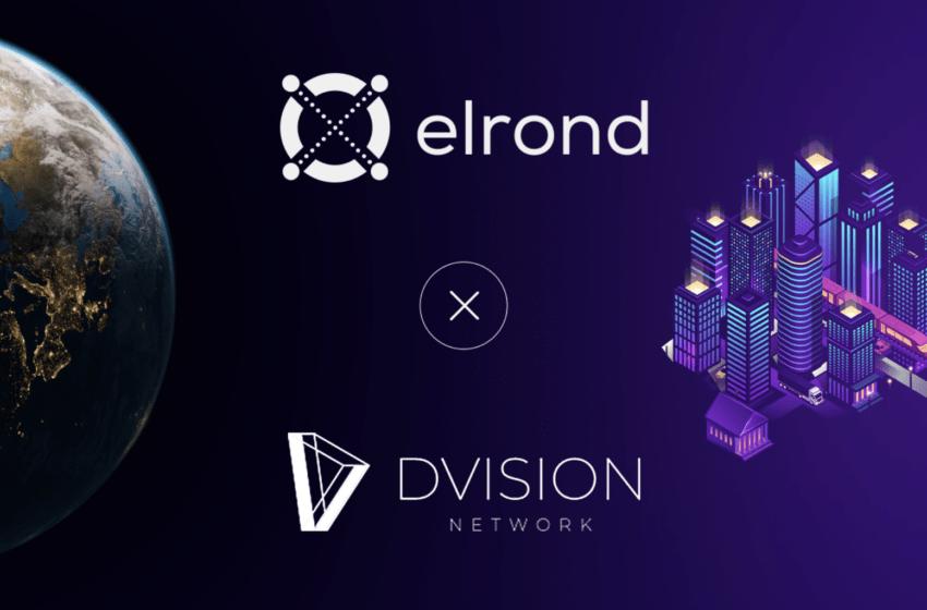 Elrond (eGLD) intègre la réalité virtuelle avec la plateforme Dvision