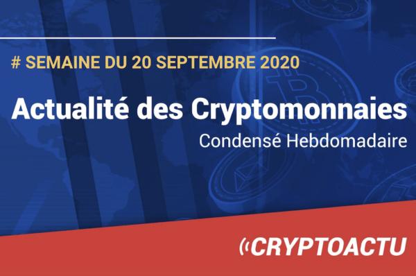 Actualité des cryptomonnaies Tezos, Bitcoin, Uniswap, bZx