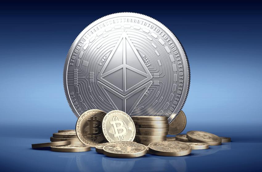 Ethereum (ETH) dépasse le Bitcoin (BTC) mais étouffe sous ses jetons ERC20