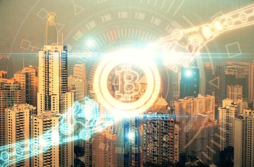Bitcoin s'affiche à Hong Kong