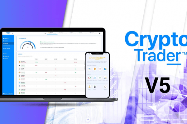 CryptoTrader™ - Un trading simple et optimisé en quelques clics