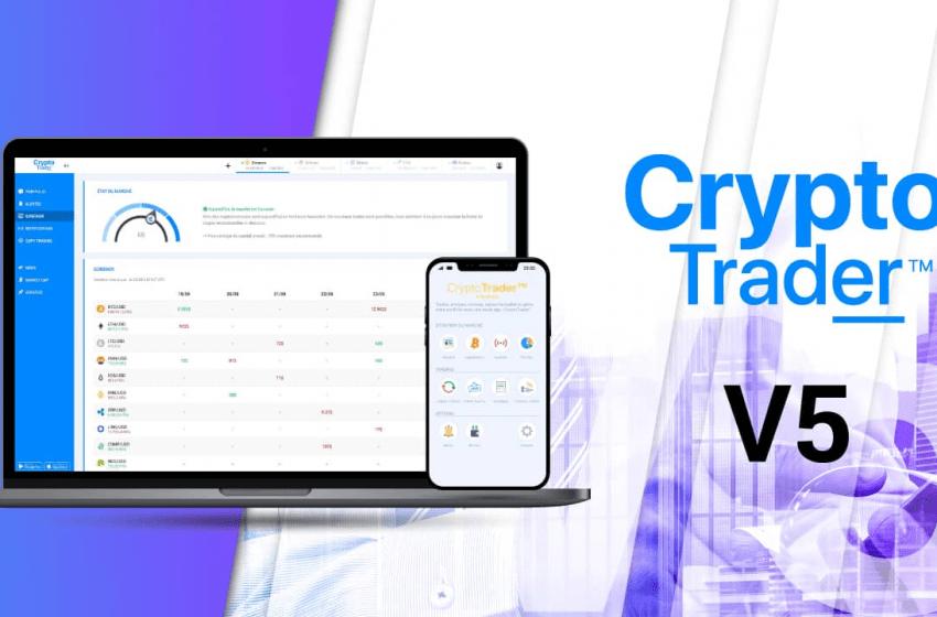 CryptoTrader – Un trading optimisé et rentable en quelques clics