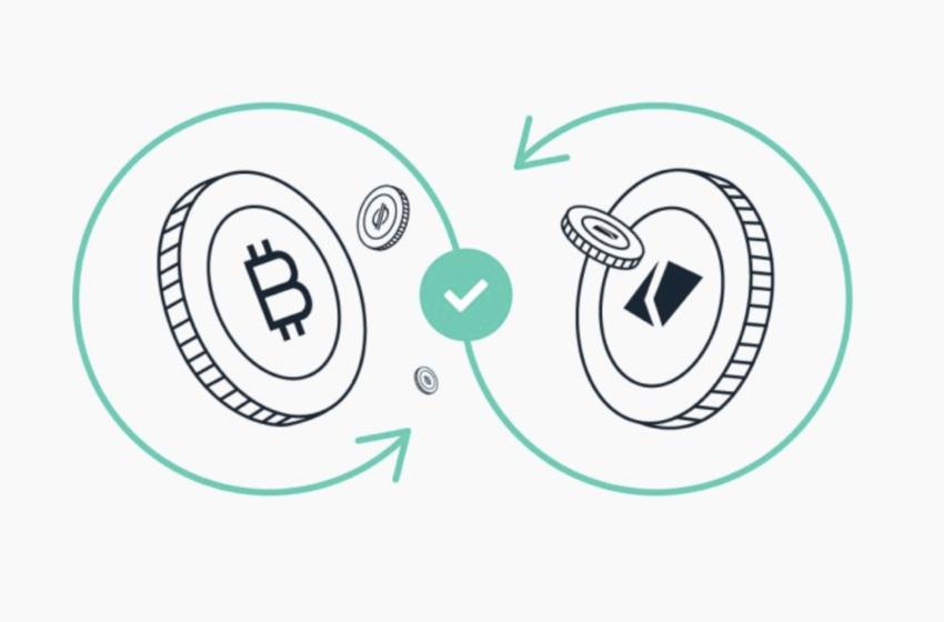 Ledger intègre le swap de cryptomonnaies directement dans son application