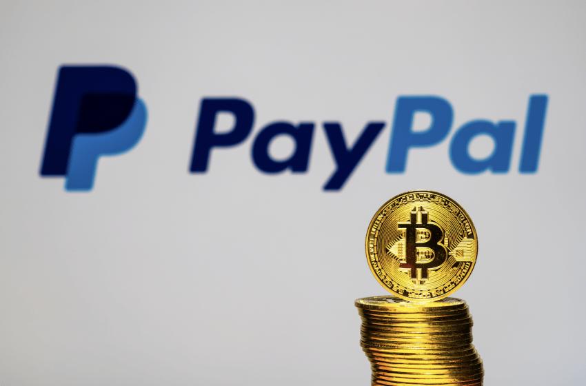 BREAKING : Paypal ouvre son réseau à l'utilisation des cryptomonnaies