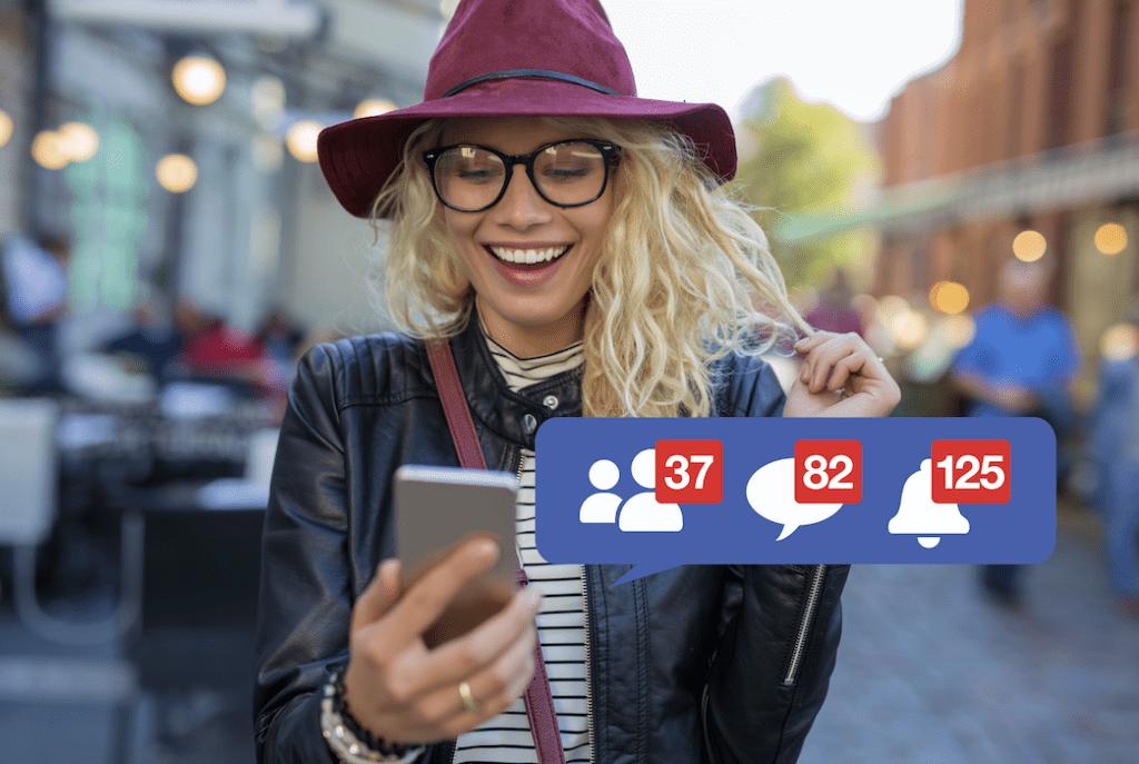 Les jetons de réseaux sociaux