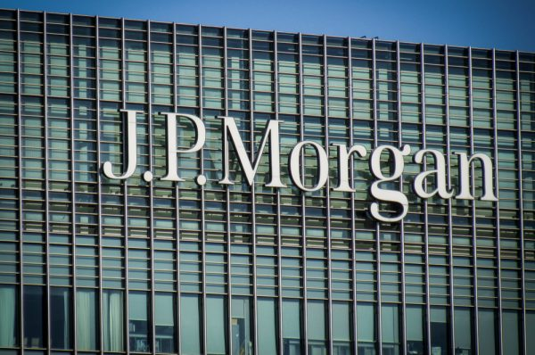 JP Morgan active son stablecoin