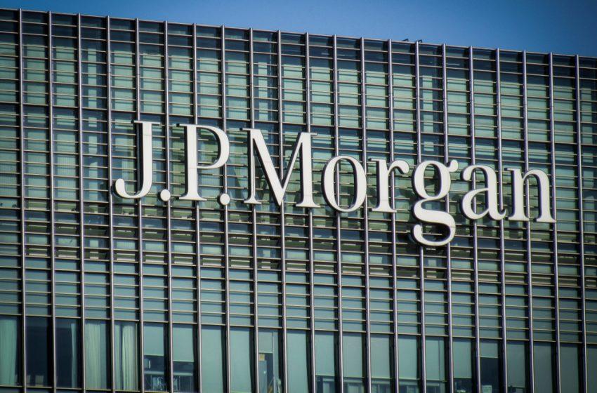 La banque d'investissement JP Morgan active son stablecoin et lance une nouvelle division blockchain