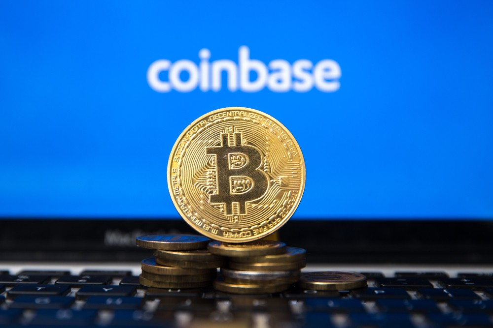 996 000 BTC pour Coinbase