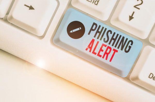 Phishing sur Ledger