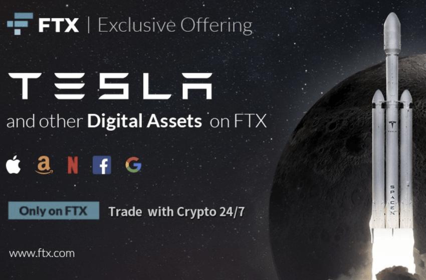 Le trading des actions TESLA et AMAZON devient possible sur la plateforme FTX