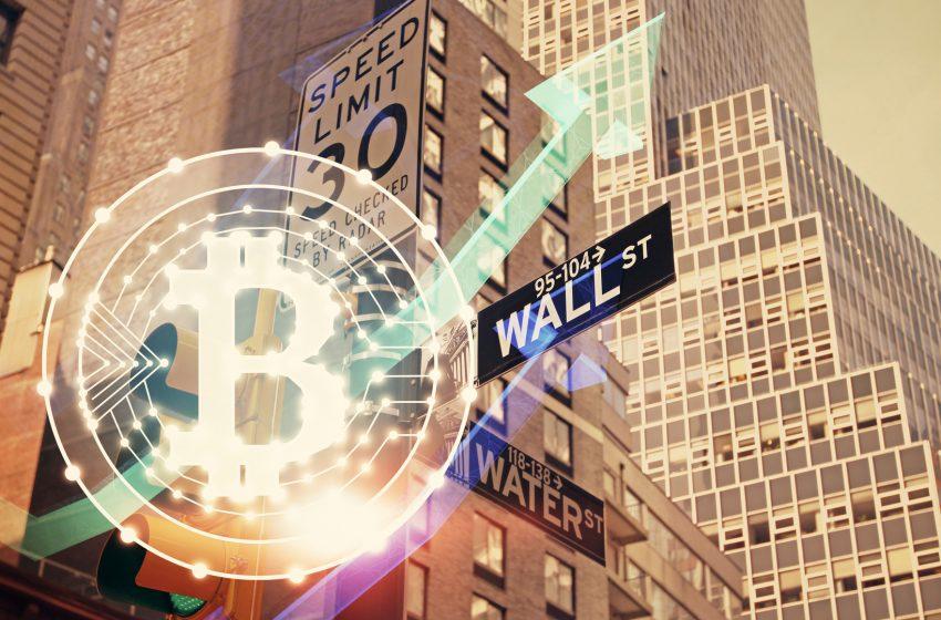Wall Street prend fait et cause pour Bitcoin