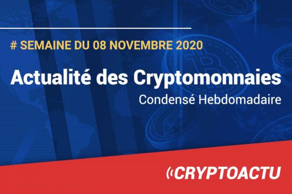 Actualité des cryptomonnaies Bitcoin Ethereum DeFi Paypal