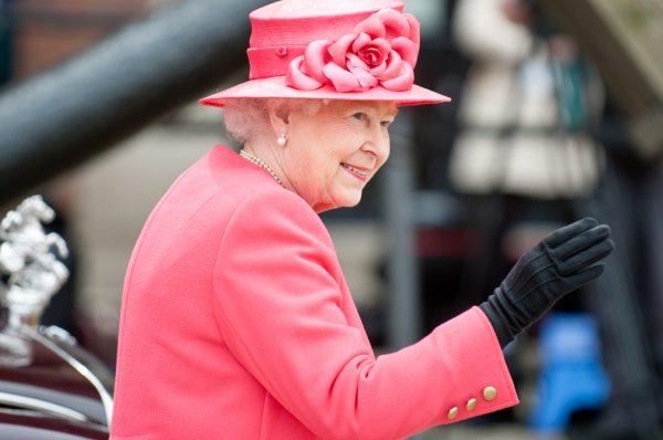 La Reine d'Angleterre et le Bitcoin
