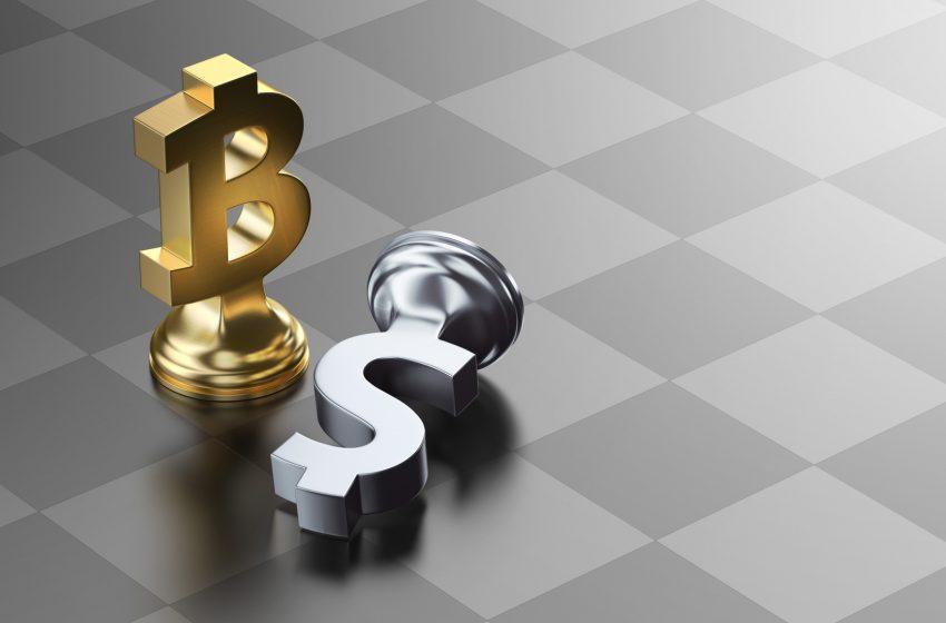 Bitcoin gagne en crédibilité face à un dollar fragilisé