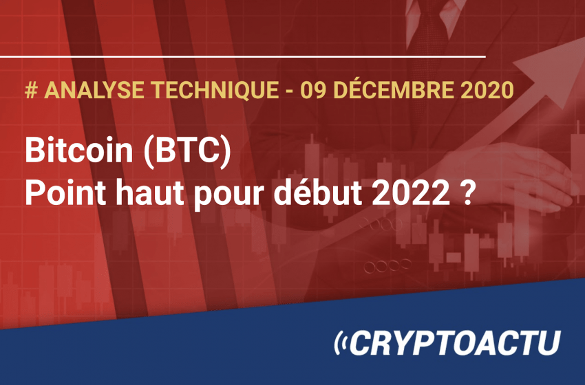 Analyse technique – Bitcoin : point haut pour début 2022 ?