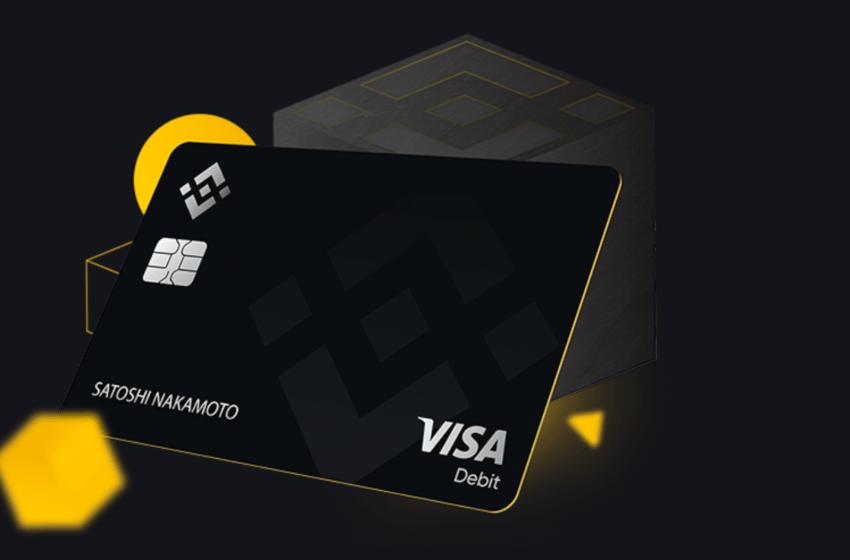 La Carte Visa de Binance arrive en France