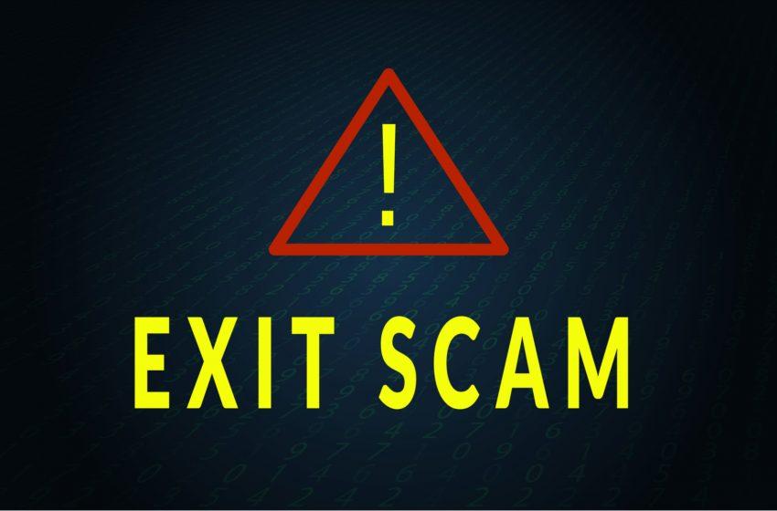 Exit Scam DeFi – Les fondateurs du projet DistX disparaissent dans la nature