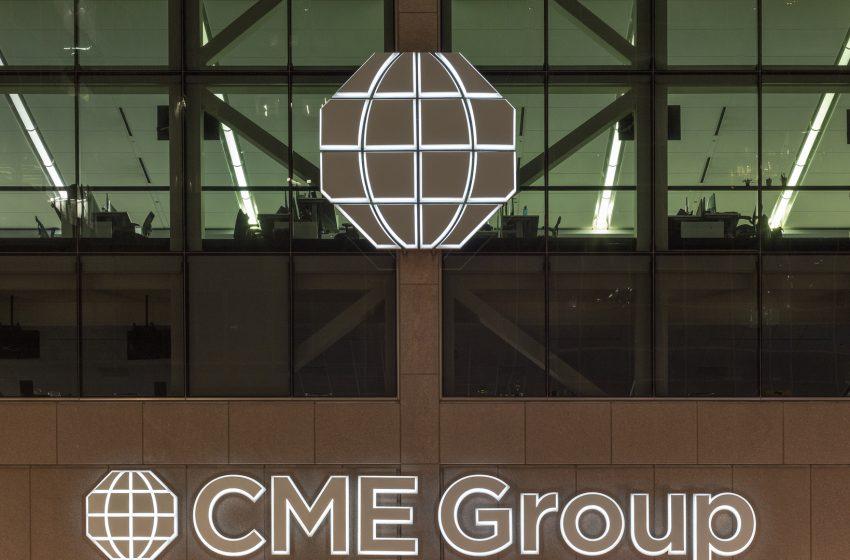 CME Group prévoit des contrats à terme sur Ether