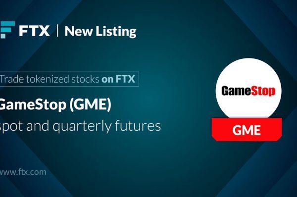 Incroyable - FTX intègre GameStop (GME) à son catalogue d'actions tokenisées