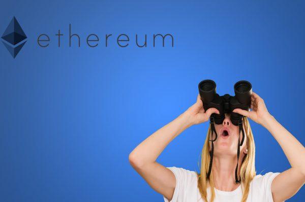 Nouvel ATH d'Ethereum ETH