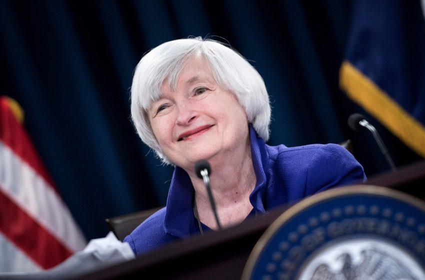 La future secrétaire au Trésor américain tempère son point de vue sur les cryptos