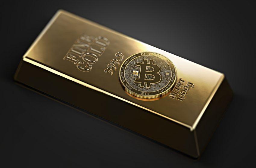 Historique – Le prix du Bitcoin dépasse celui du lingot de 1 kg d'or
