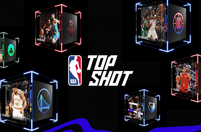 Jetons NFT – Dapper Labs lève 250 M$ pour le développement de NBA Top Shot