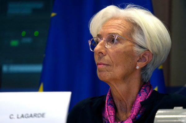 Christine Lagarde - Le Bitcoin et les cryptos ne sont pas des monnaies