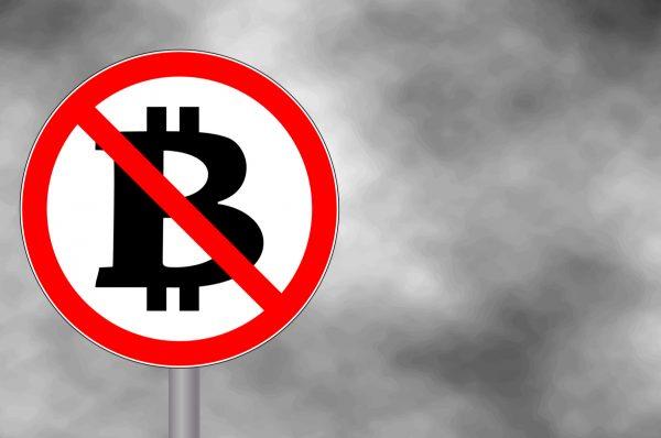 pas de crypto trading pour les particuliers