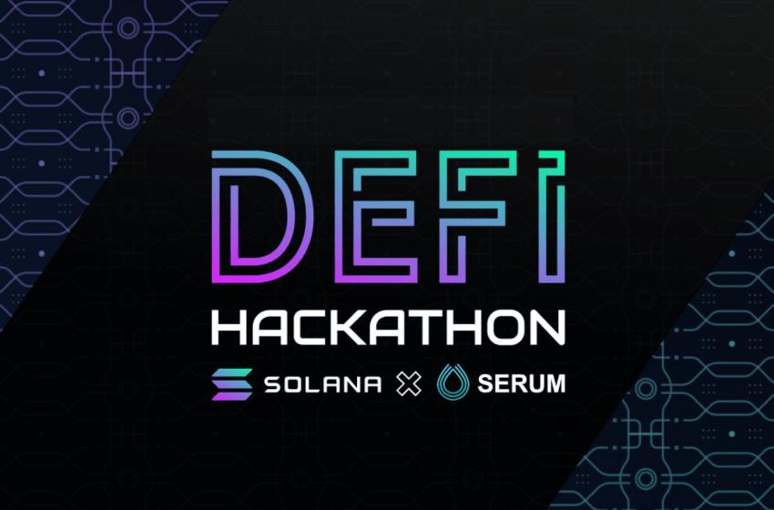 Hackathon de la blockchain Solana – 9 projets DeFi sélectionnés parmi une centaine